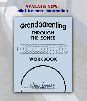 Grandparenting Through the Zones Workbook